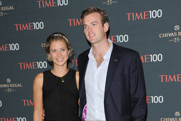 Fred Andrews Arrivals at the TIME 100 Event in London