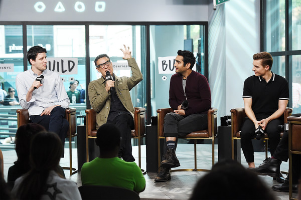 Fred Armisen Photos - Build Presents the Cast of 'The LEGO