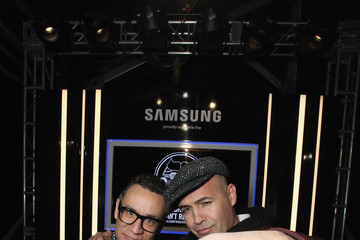 Fred Armisen Samsung Celebrates the Premiere of 'Zoolander 2'