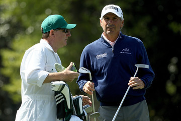 Fred Couples The Masters - Round Two