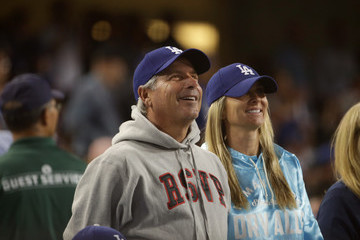 Fred Couples League Championship Series - Milwaukee Brewers vs. Los Angeles Dodgers - Game Four
