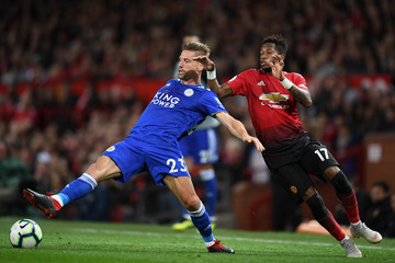 Fred Manchester United vs. Leicester City - Premier League