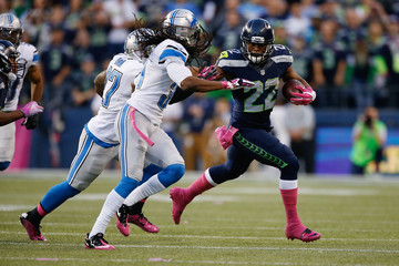 Fred Jackson Detroit Lions v Seattle Seahawks