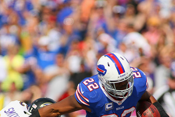 Fred Jackson Baltimore Ravens v Buffalo Bills