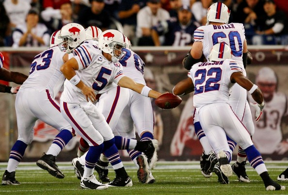 Buffalo Bills v New England Patriots []