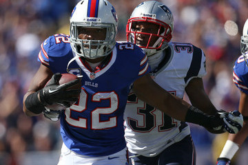 Fred Jackson New England Patriots v Buffalo Bills