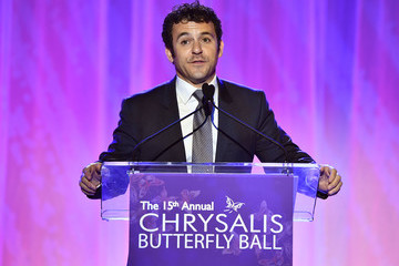 Fred Savage 15th Annual Chrysalis Butterfly Ball - Inside