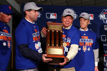 Fred Wilpon League Championship Series - New York Mets v Chicago Cubs - Game Four
