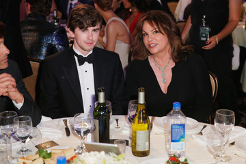 Freddie Highmore FIJI Water at the 2015 Critics' Choice Television Awards