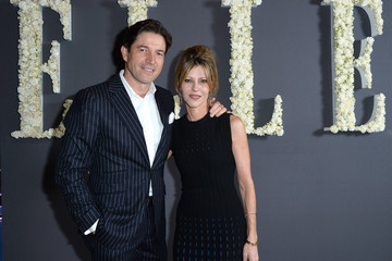 Frederic de Narp Elle U.S. and Elle France Anniversary Celebration - Photocall and Cocktail