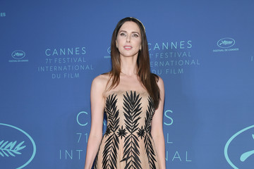 Frederique Bel Gala Dinner Arrivals - The 71st Annual Cannes Film Festival