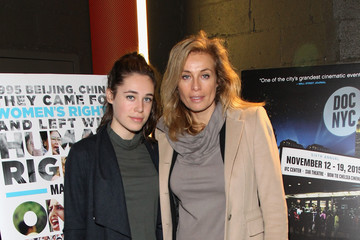 Frederique Van Der Wal AOL's MAKERS: Once And For All Premiere