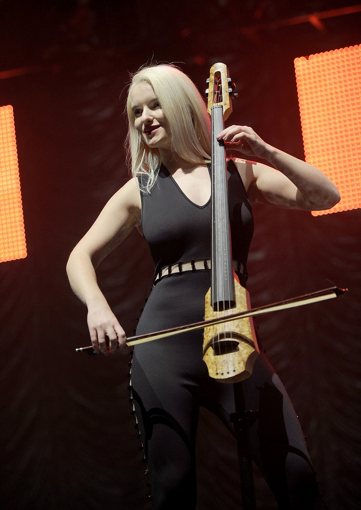 Grace Chatto Photos Free Radio Live 2016 Show 126 Of