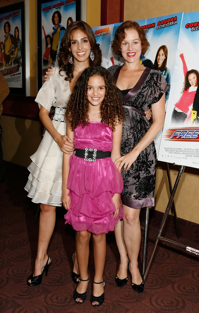 Madison Pettis Real Family