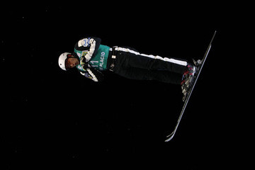 Kyle Nissen Freestyle Skiing World Cup