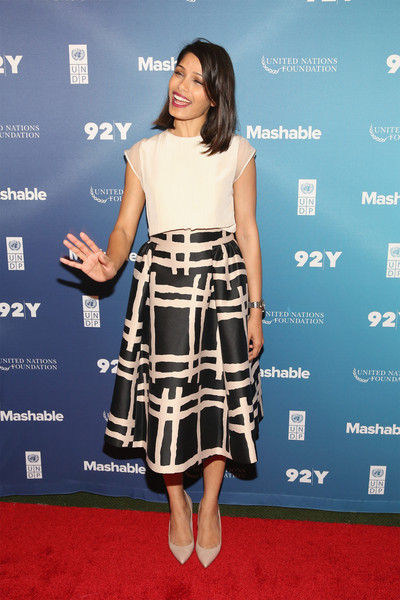 pinto 2015  Freida Pinto Photos - 2015 Social Good Summit - Day 2 - 711 of ...