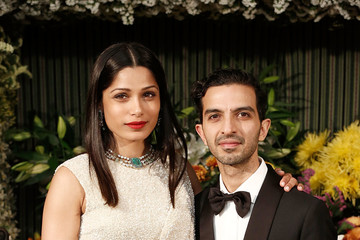 Freida Pinto The Business of Fashion Presents VOICES In Oxfordshire - Gala Dinner