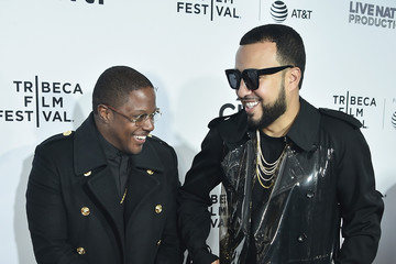 French Montana 'Can't Stop, Won't Stop: The Bad Boy Story' Premiere - 2017 Tribeca Film Festival