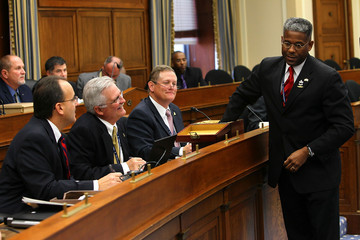 Allen West Freshman House Members Are Assigned Offices By Lottery