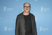 """Markus Schleinzer pose at the Netflix premiere of """"Freud"""" during the 70th Berlinale International Film Festival Berlin at Zoo Palast on February 24, 2020 in Berlin, Germany."""