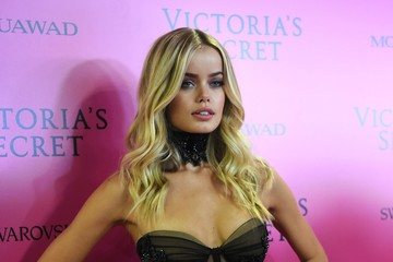 Frida Aasen 2017 Victoria's Secret Fashion Show in Shanghai - After Party