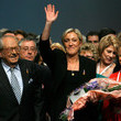 Jean-Marie Le Pen Front National's Congress And New President Elections in Tours - Day 2