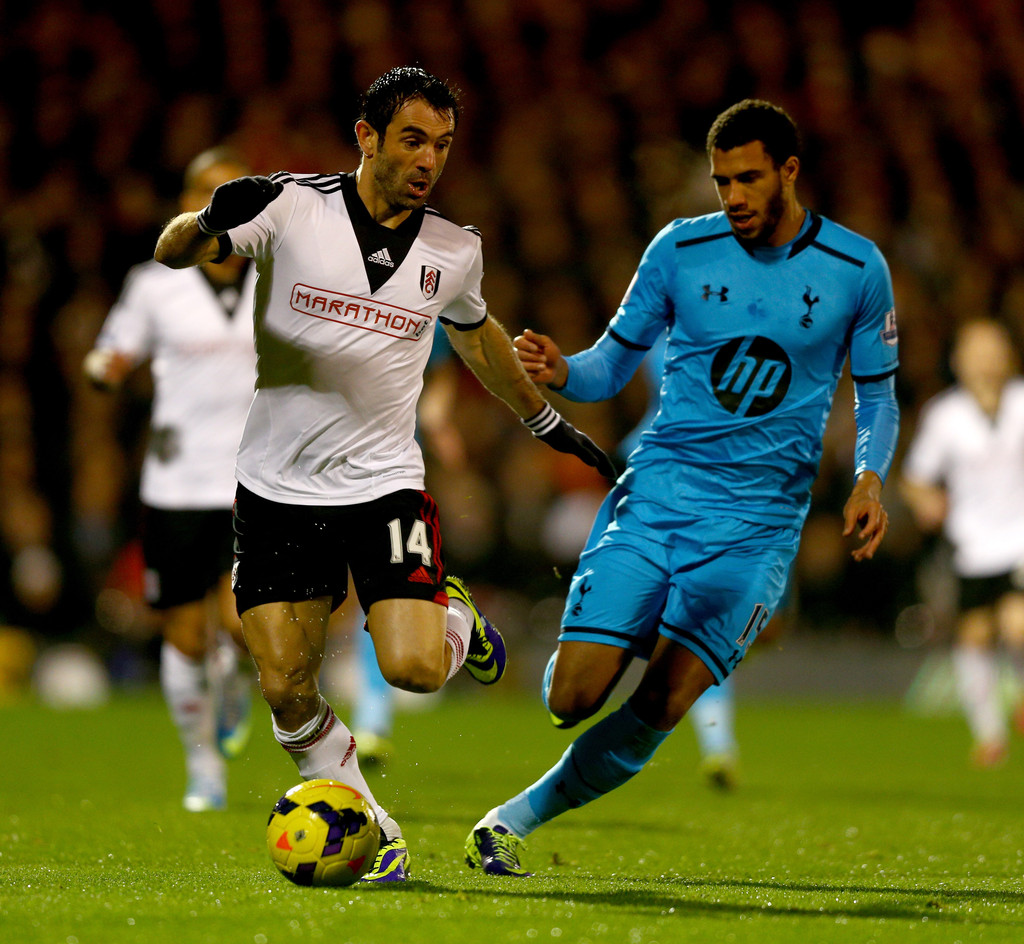 fulham vs tottenham - photo #31