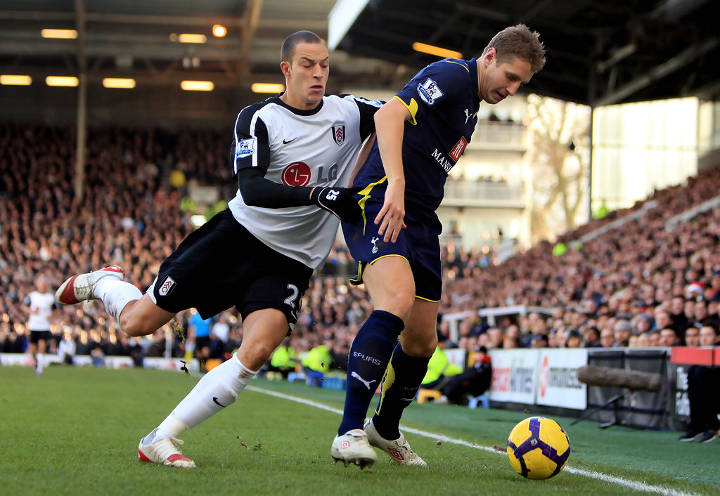 fulham vs tottenham - photo #8