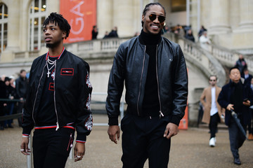 Future Dior Homme : Outside Arrivals - Paris Fashion Week - Menswear F/W 2018-2019