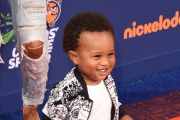 Future Zahir Wilburn Nickelodeon Kids' Choice Sports Awards 2015 - Arrivals