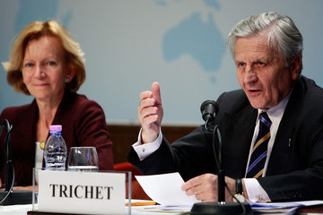 Jean-Claude Trichet G-20 Finance Ministers And Central Bank Governors Meeting Concludes