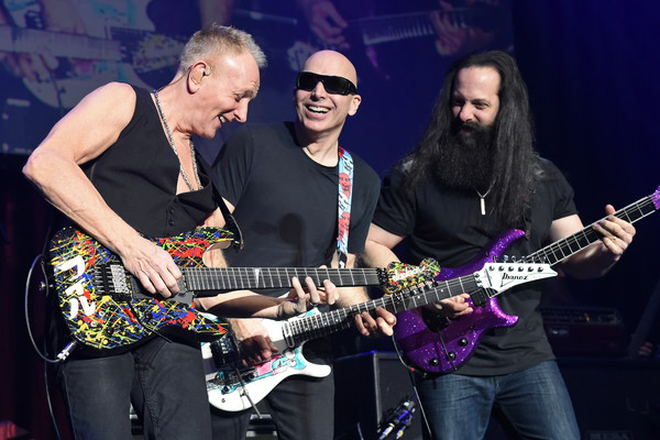 Steve Vai John Petrucci Stock Photos and Pictures | Getty Images