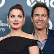 Debra Messing and Eric McCormack