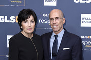 Marilyn Katzenberg and Jeffrey Katzenberg attend the GLSEN Respect Awards Los Angeles at the Beverly Wilshire Four Seasons Hotel on October 25, 2019 in Beverly Hills, California.