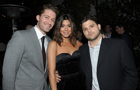 Matthew Morrison (L-R) Actors Matthew Morrison, Jamie-Lynn Sigler and Jerry