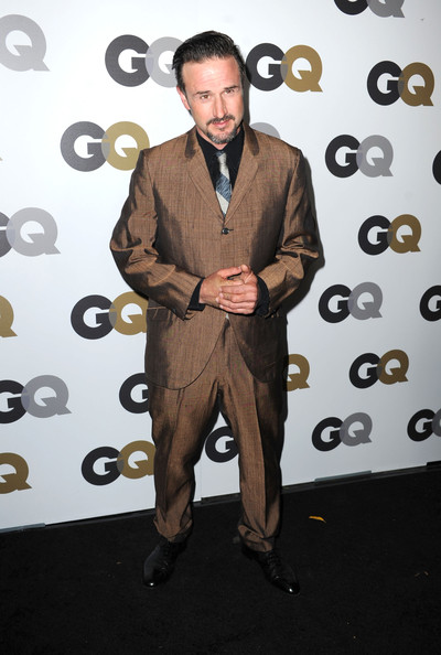 "Actor David Arquette arrives at the 15th annual ""GQ Men of the Year"" party held at Chateau Marmont on November 17, 2010 in Los Angeles, California."