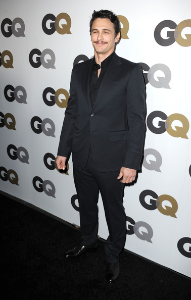 "Actor James Franco arrives at the 15th annual ""GQ Men of the Year"" party held at Chateau Marmont on November 17, 2010 in Los Angeles, California."