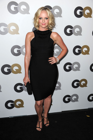 "Actress Marley Shelton  arrives at the 15th annual ""GQ Men of the Year"" party held at Chateau Marmont on November 17, 2010 in Los Angeles, California."