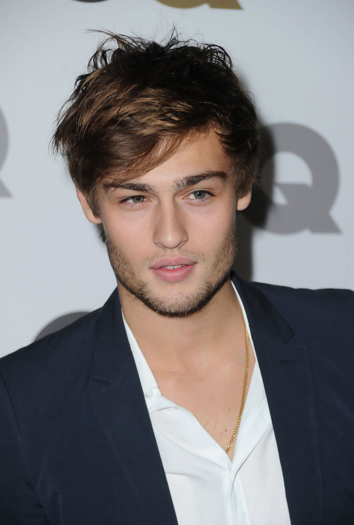 Douglas Booth in GQ 20...
