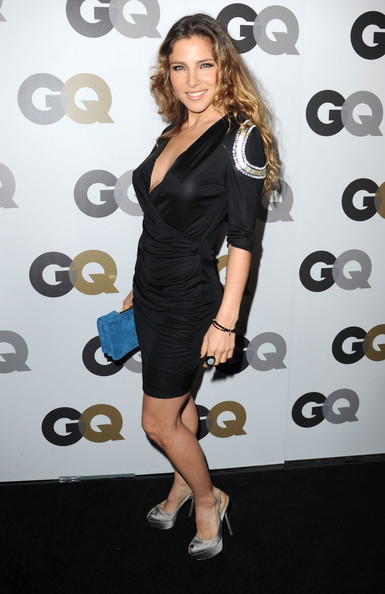 "Actress Elsa Pataky arrives at the 15th annual ""GQ Men of the Year"" party held at Chateau Marmont on November 17, 2010 in Los Angeles, California."