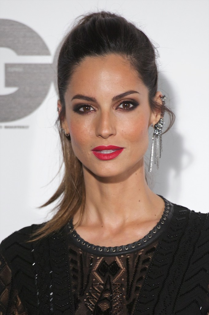 ariadne artiles photos photos gq men of the year awards