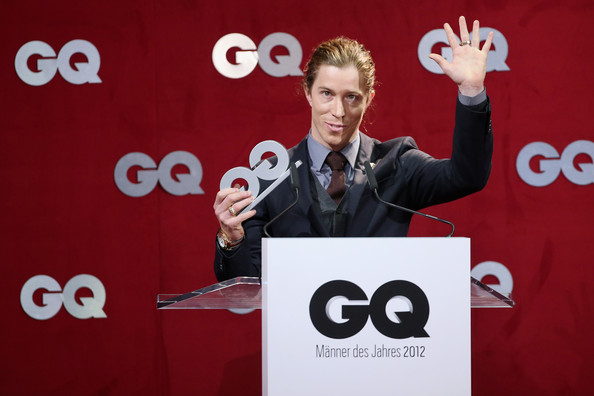 GQ Men Of The Year Award 2012 - Show