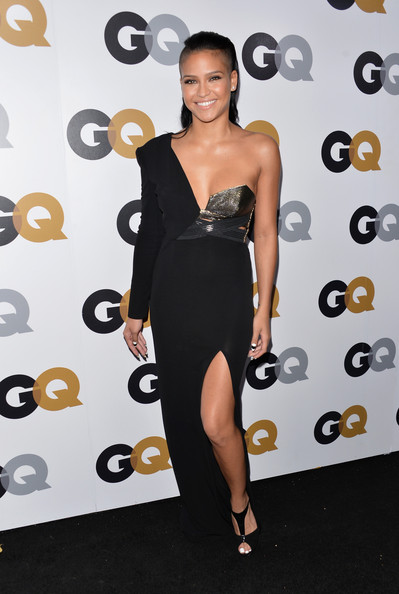 Recording artist Cassie Ventura arrives at the GQ Men of the Year Party at Chateau Marmont on November 13, 2012 in Los Angeles, California.