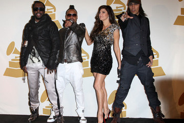 will.i.am The GRAMMY Nominations Concert Live - Press Room