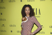 Lilly Becker attends the GRAZIA best dressed award at Panorama37 on May 3, 2012 in Berlin, Germany.