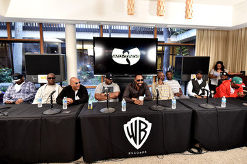 GZA Warner Bros. Records Signs Group Wu Tang