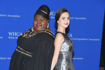 Gabourey Sidibe 101st Annual White House Correspondents' Association Dinner - Inside Arrivals