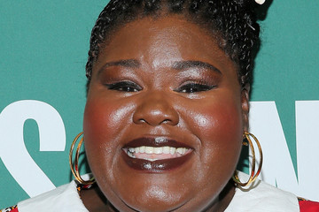 Gabourey Sidibe Gabourey Sidibe Signs Copies of Her New Book 'This Is Just My Face: Try Not To Stare'