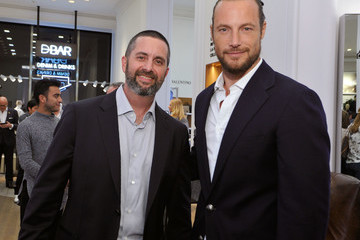 Gabriel Aubry Saks Fifth Avenue Beverly Hills Celebrates Launch of Saks Fifth Avenue x Anthony Davis