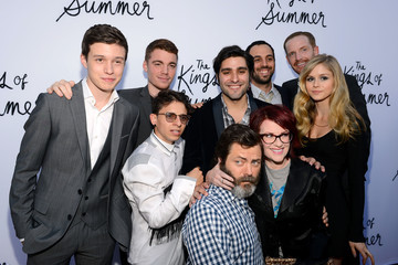 Gabriel Basso 'The Kings of Summer' Premieres in Hollywood